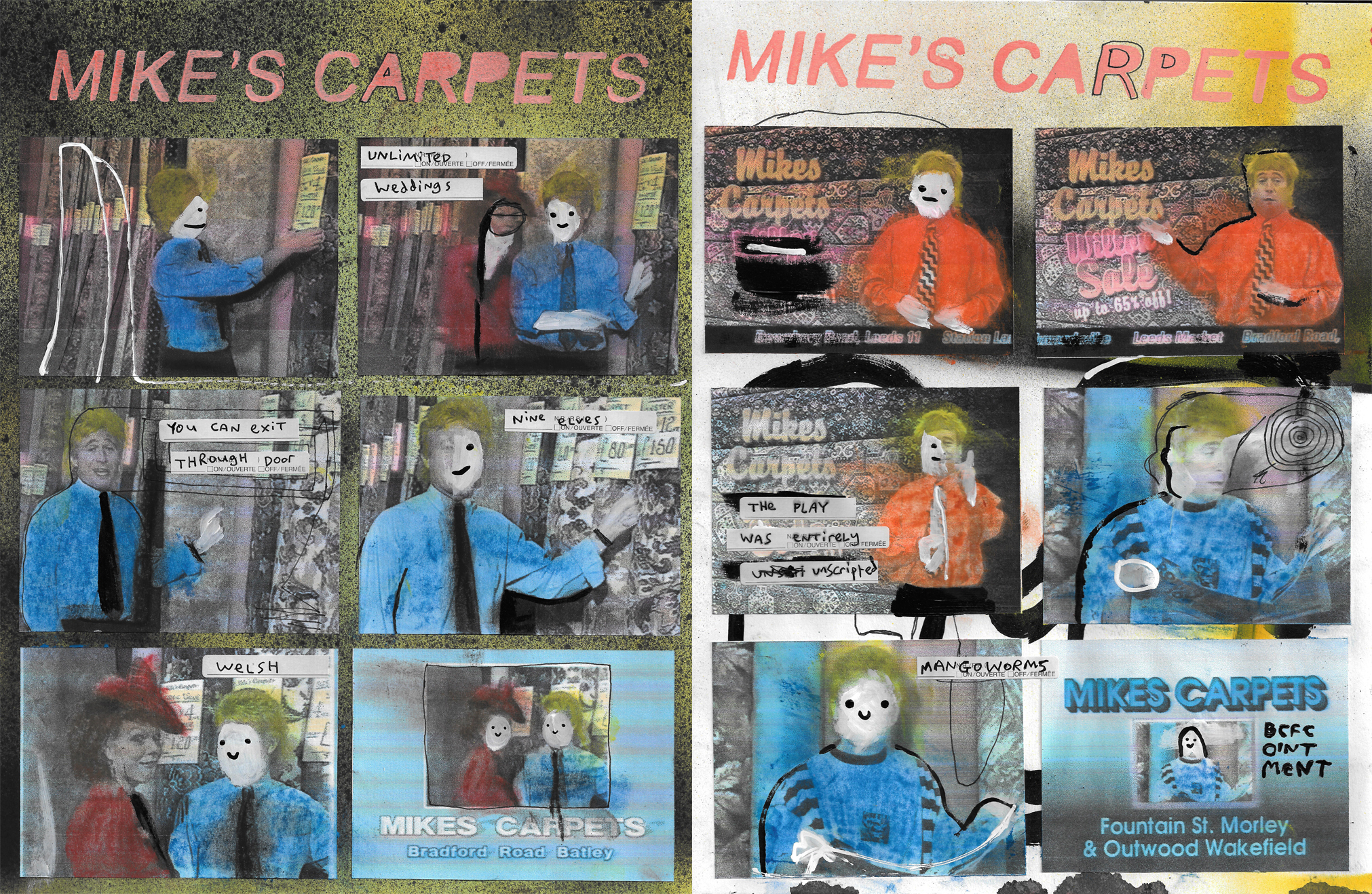 MIKES CARPETS