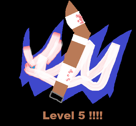 Am Lv 5!! in newgrounds