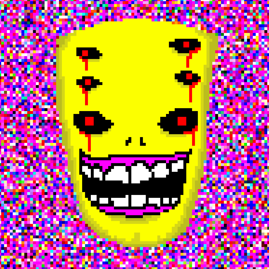 Crazy Mask