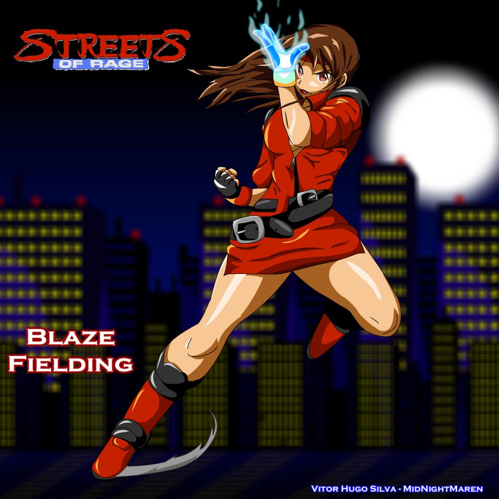 SoR - Blaze Fielding