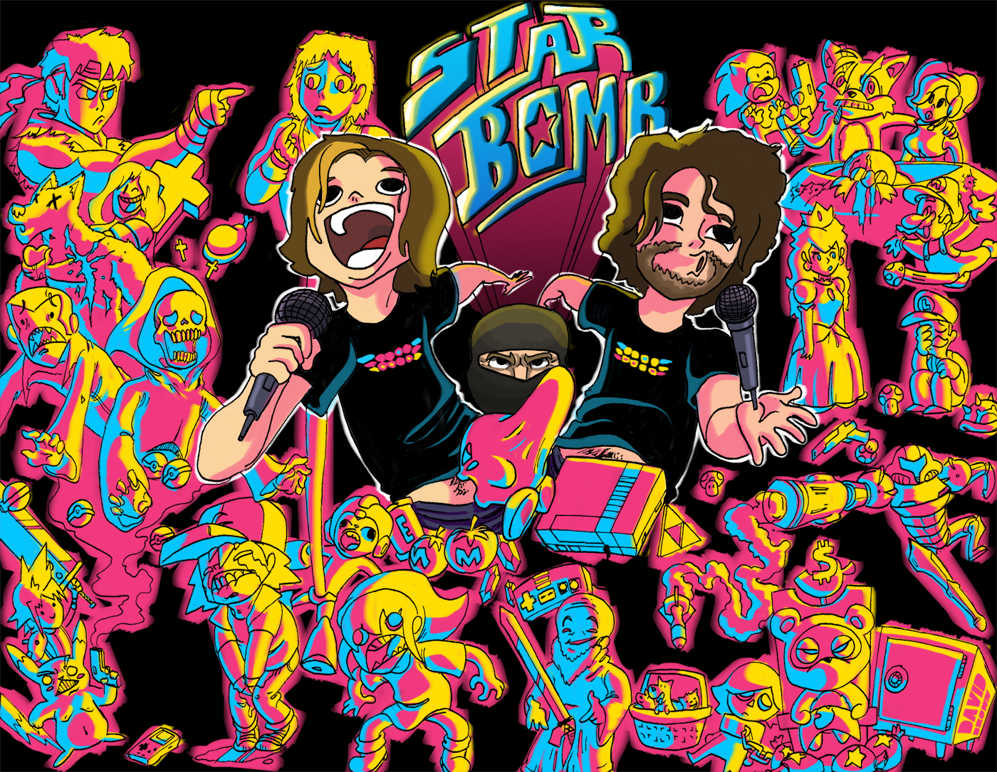 Starbomb is here!
