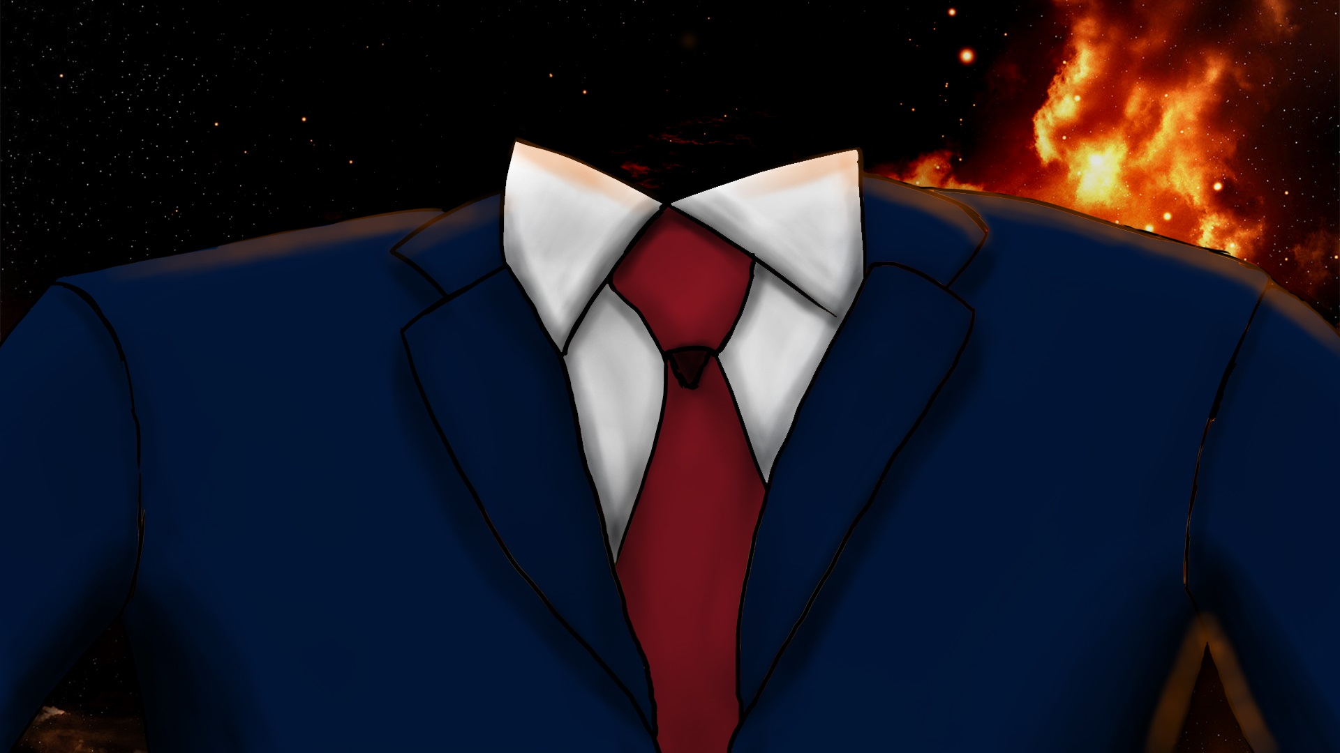 Mystery Suit