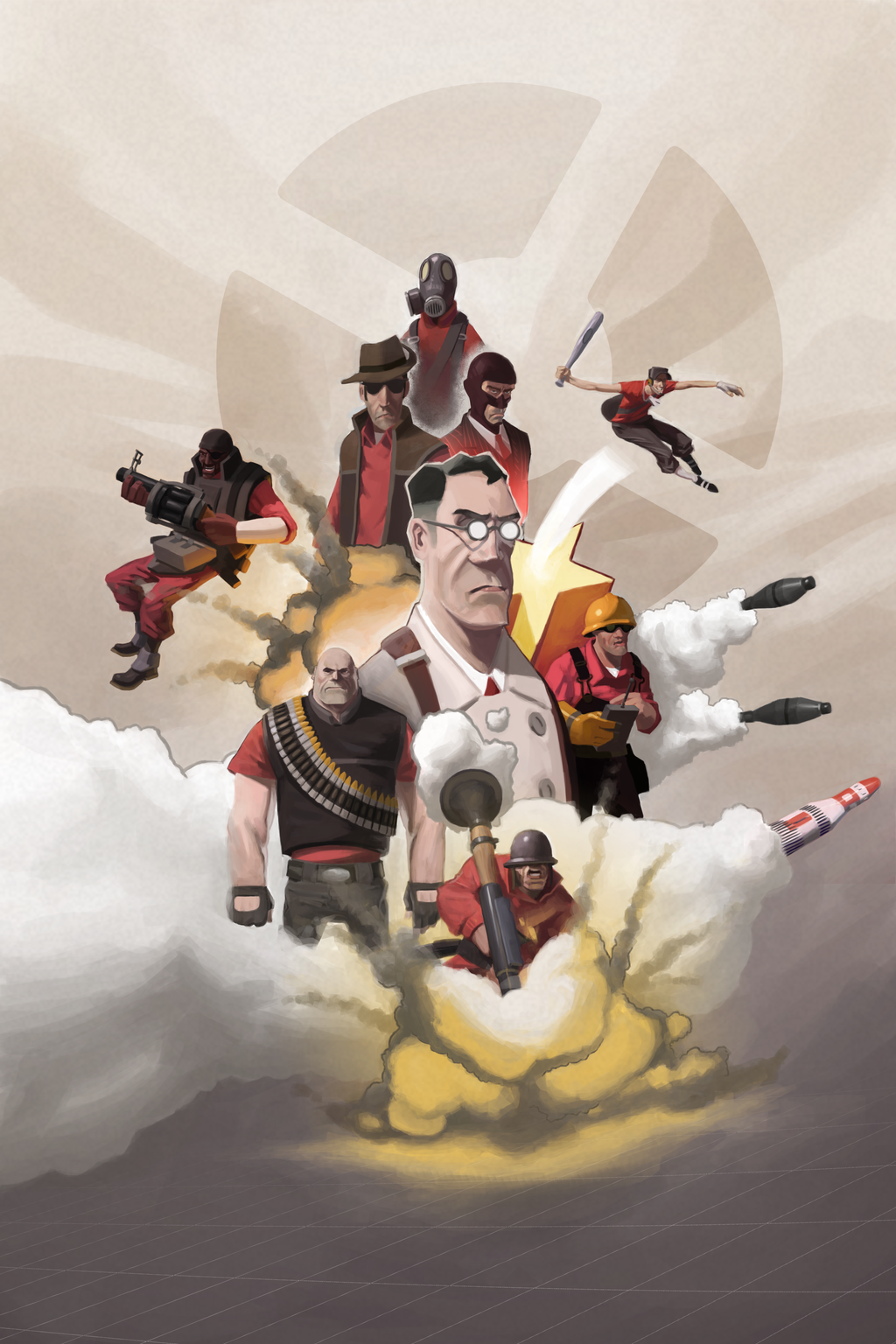 TF2 Poster