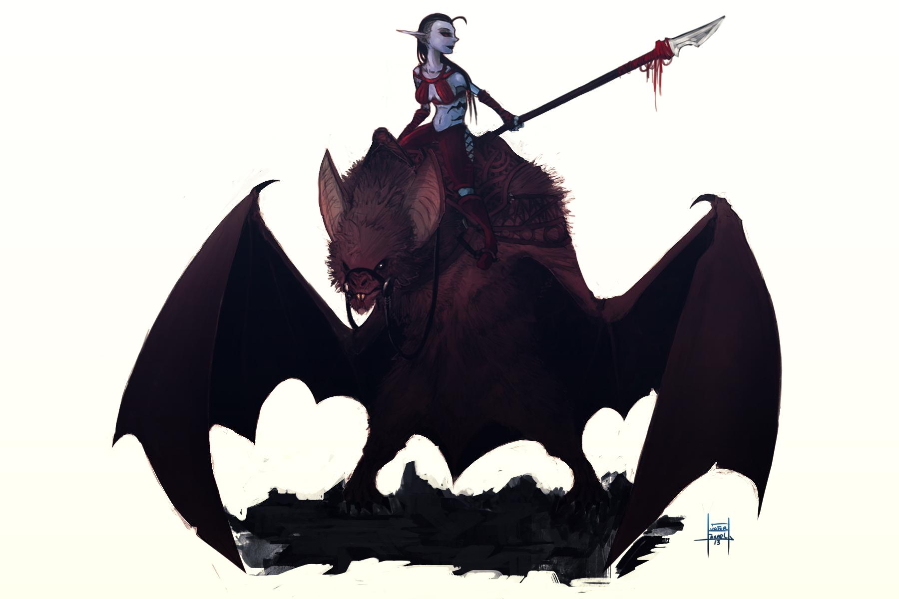 Bat Rider