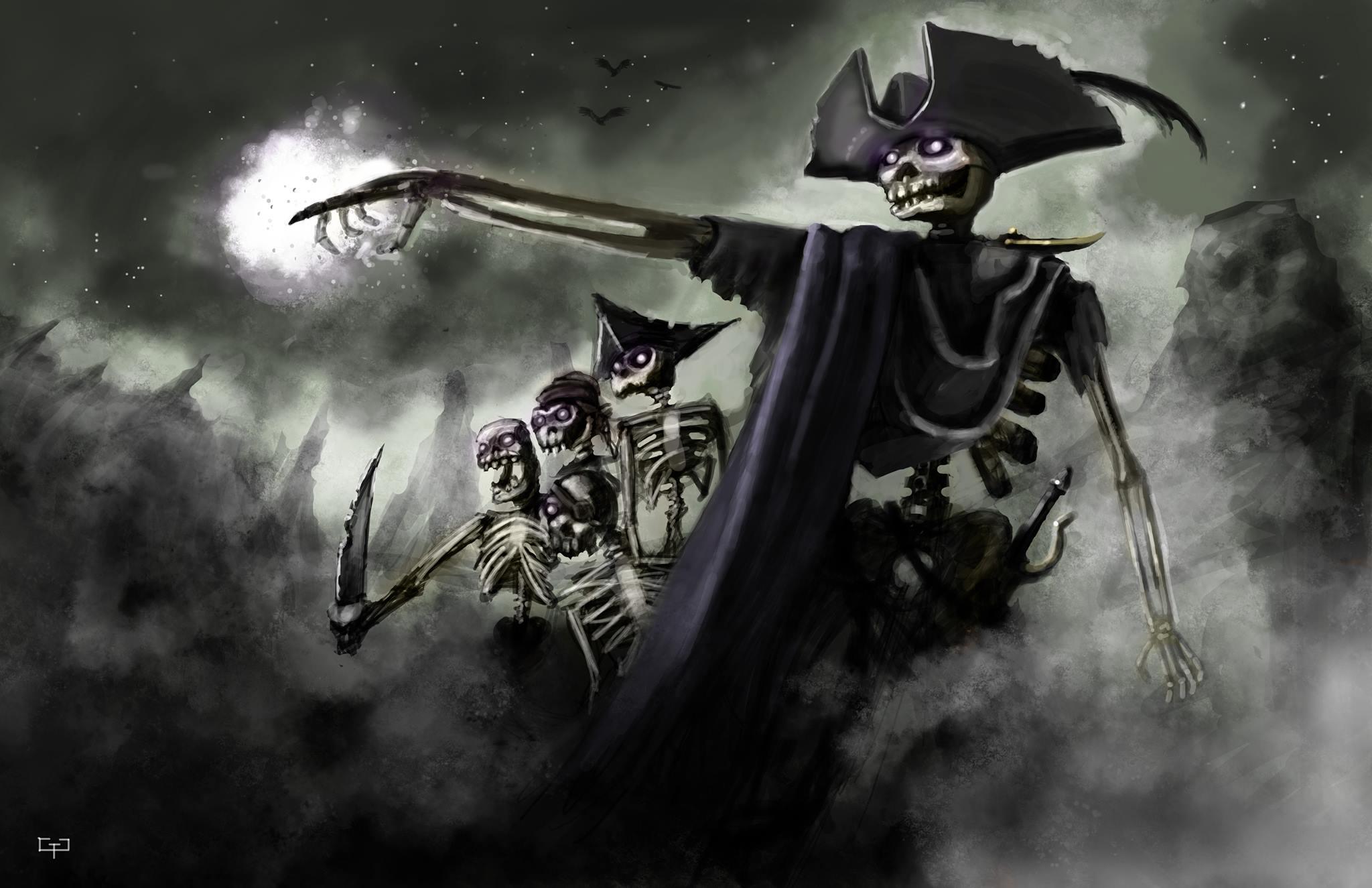 Captain Black Finger