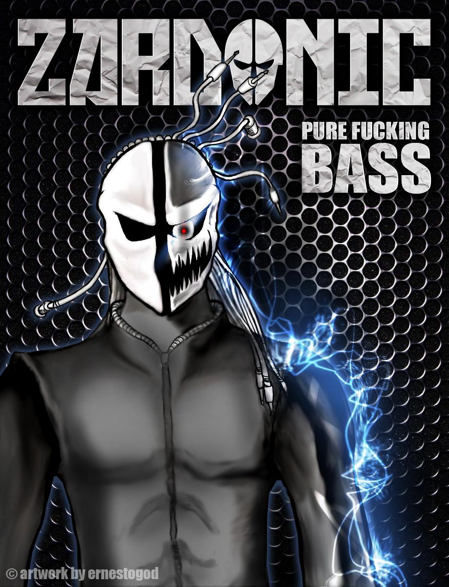 Pure Fuckin' Bass! (Artwork)