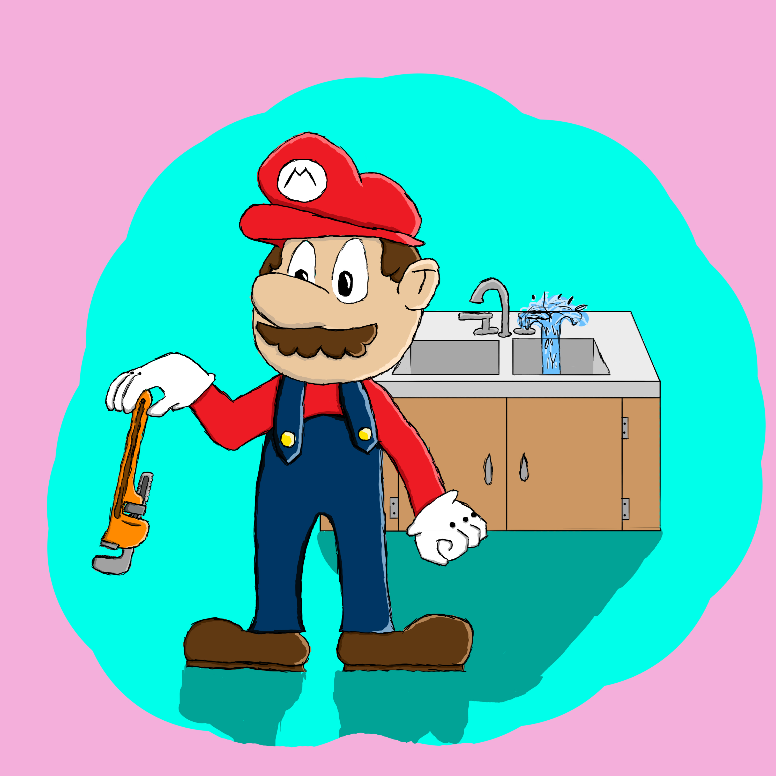 Mario Can't Figure it Out
