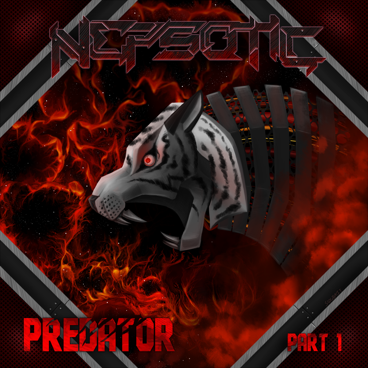 Predator LP Cover