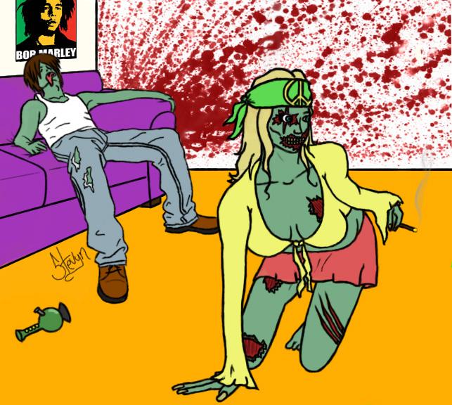 Stoner Zombies