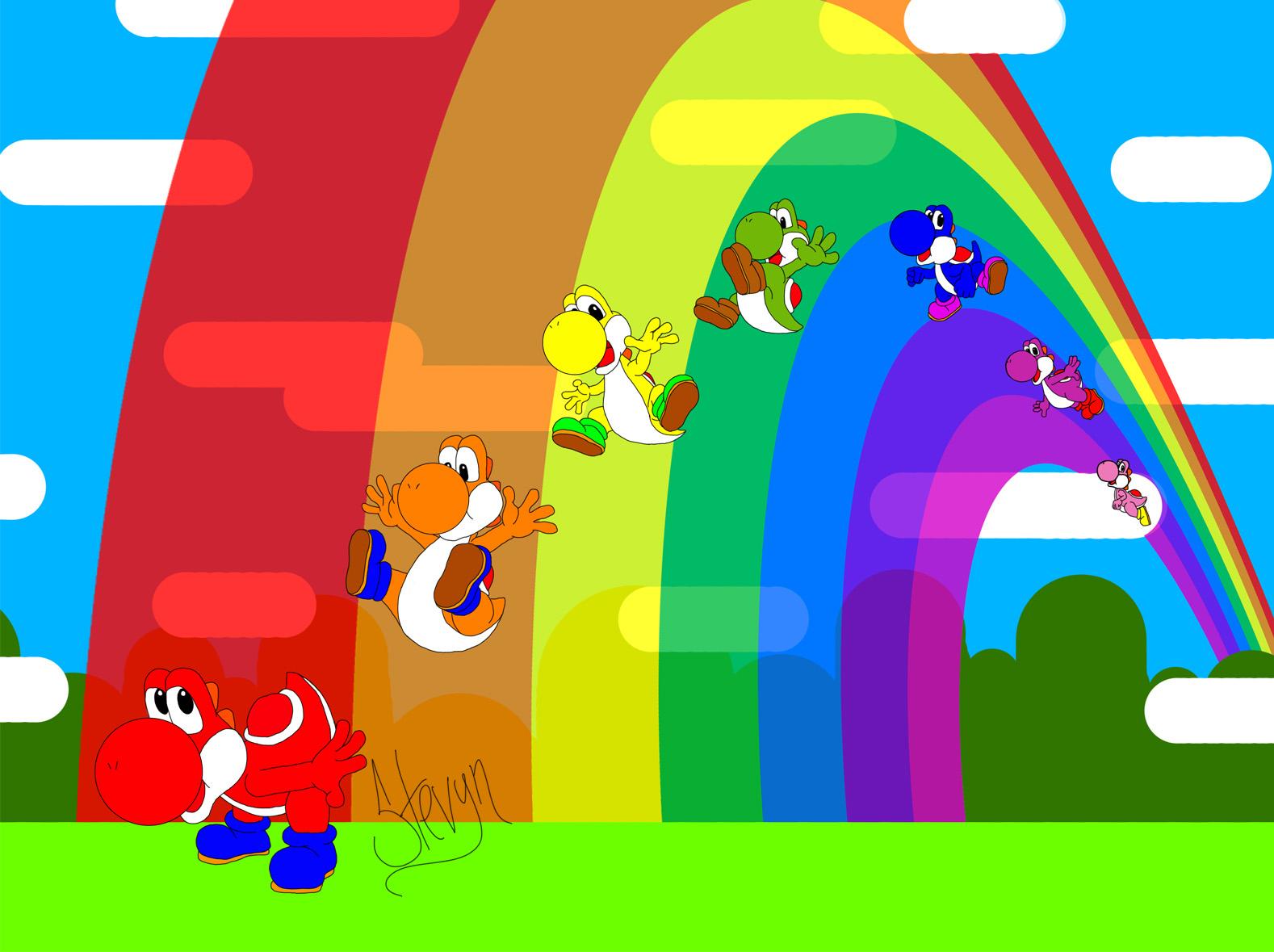 Yoshi's Rainbow