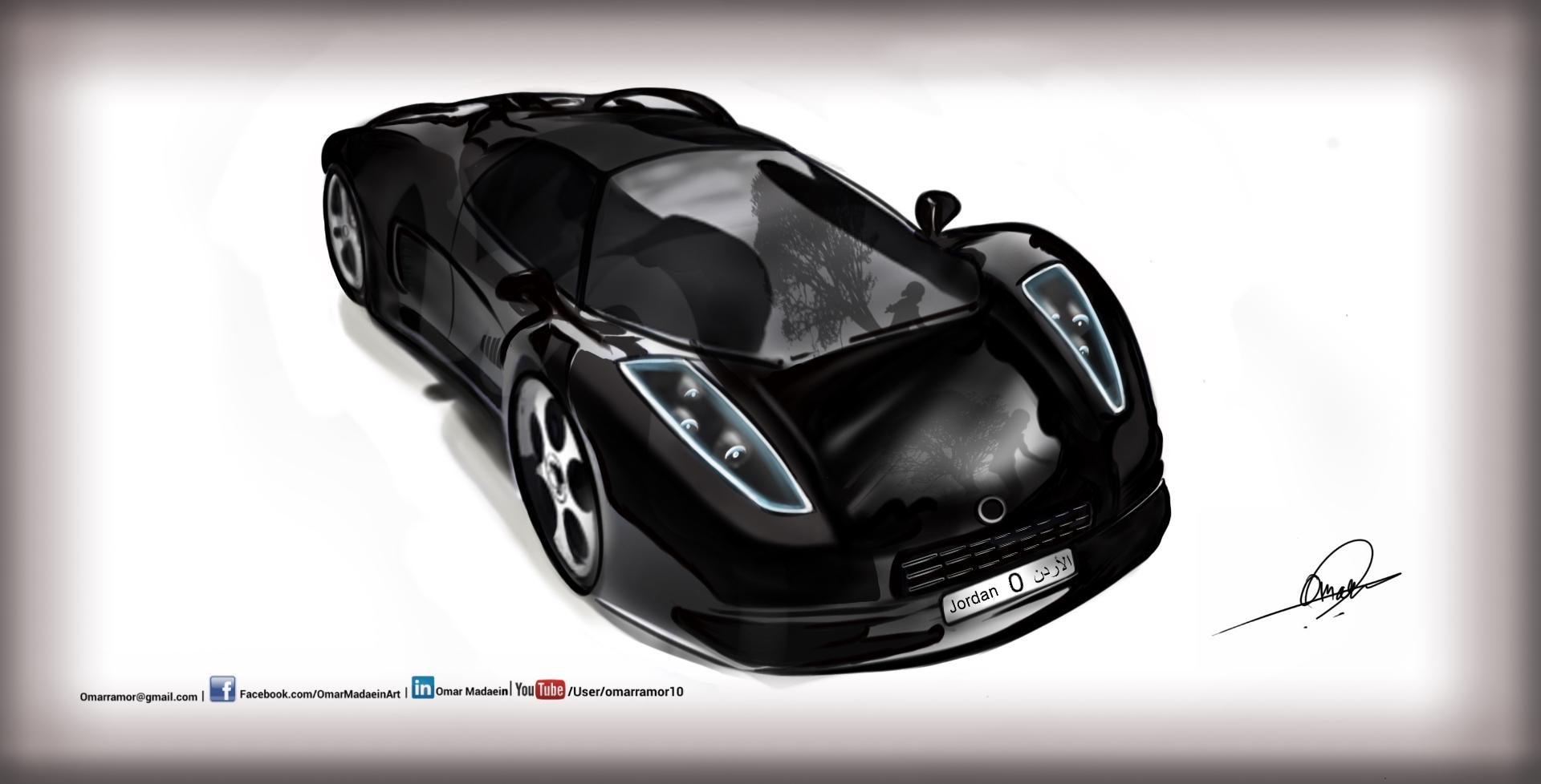 Realistic Car Omar Edition !!