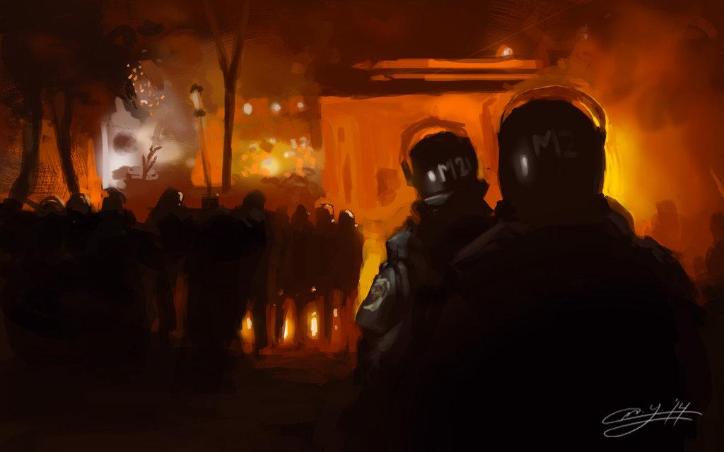 Ukrainian Riots (4)
