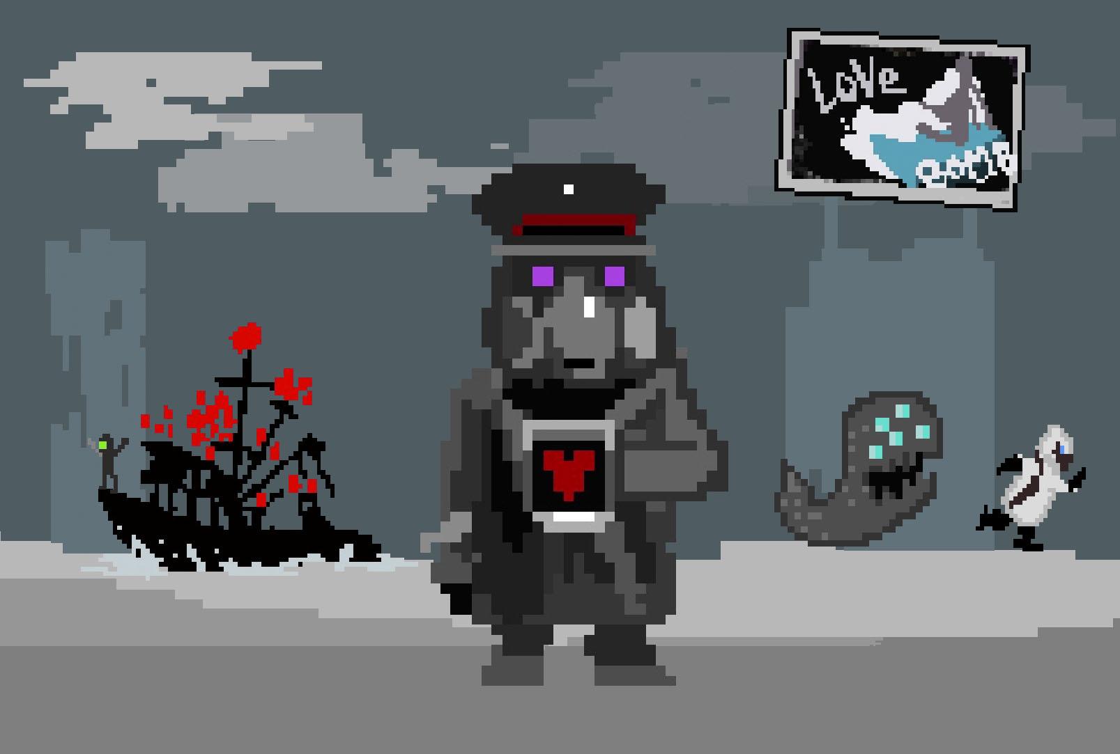 Zee Captain's Pixels