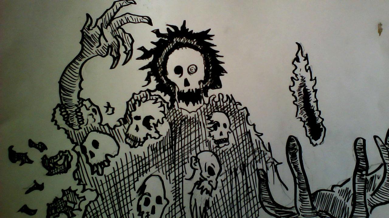 curse of skull