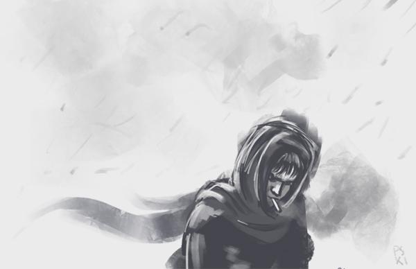 Bitter Winter (speed sketch)