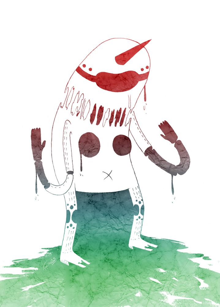 Monstruo Tetas de Miel