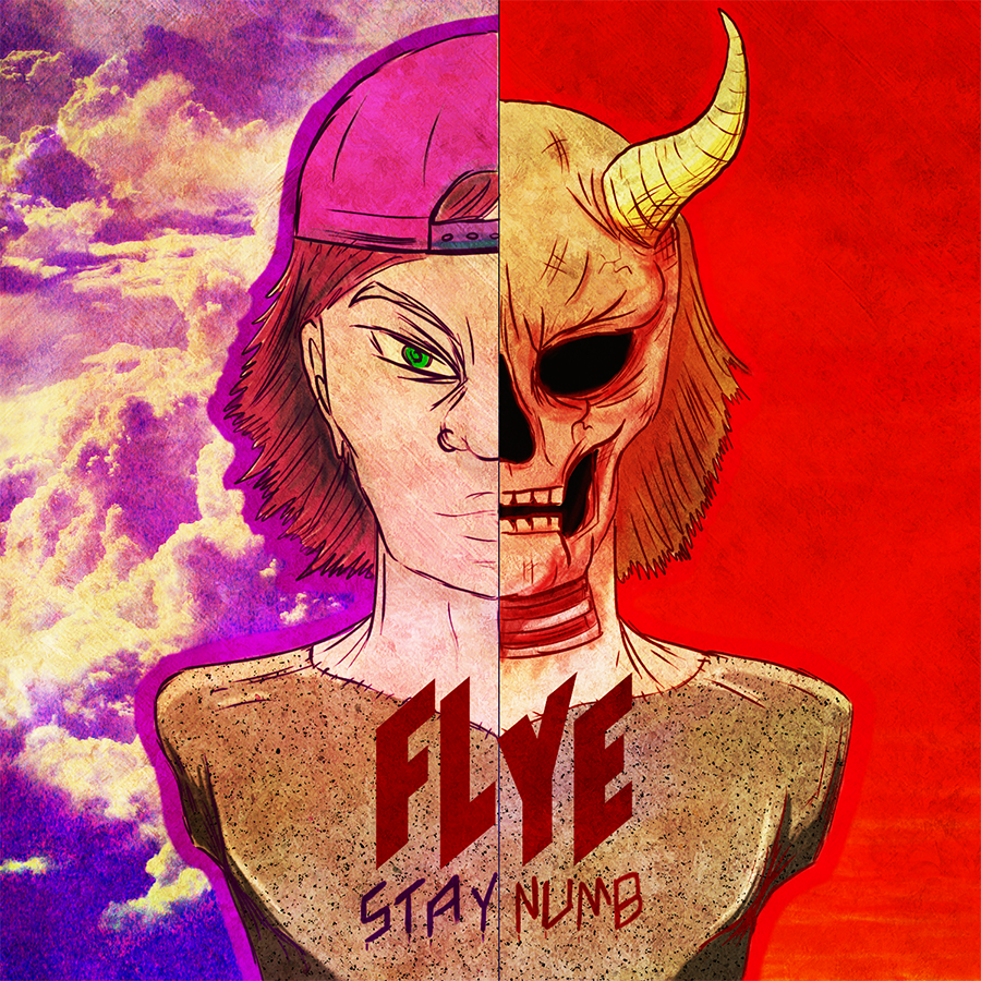 Flye Album Cover Commission