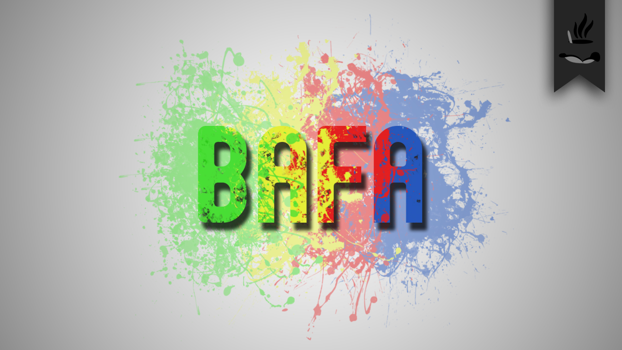 logo for bafa #1