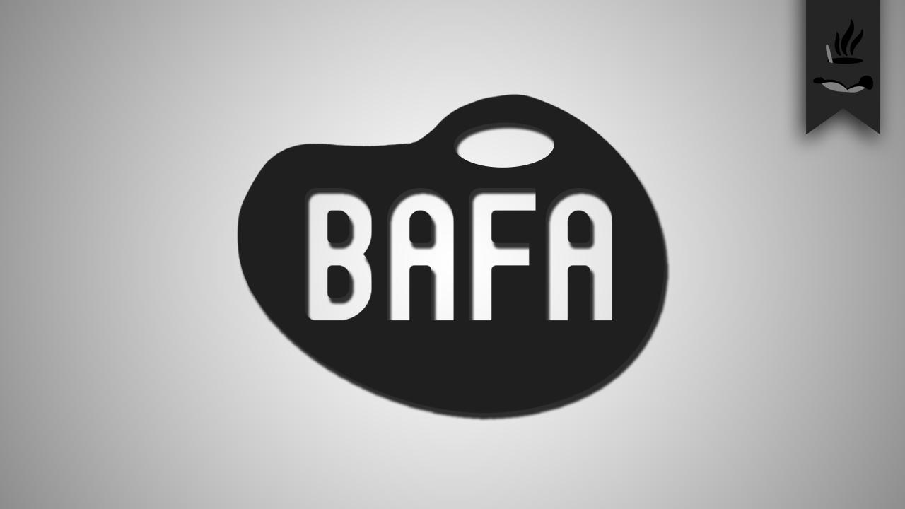 logo for bafa #2