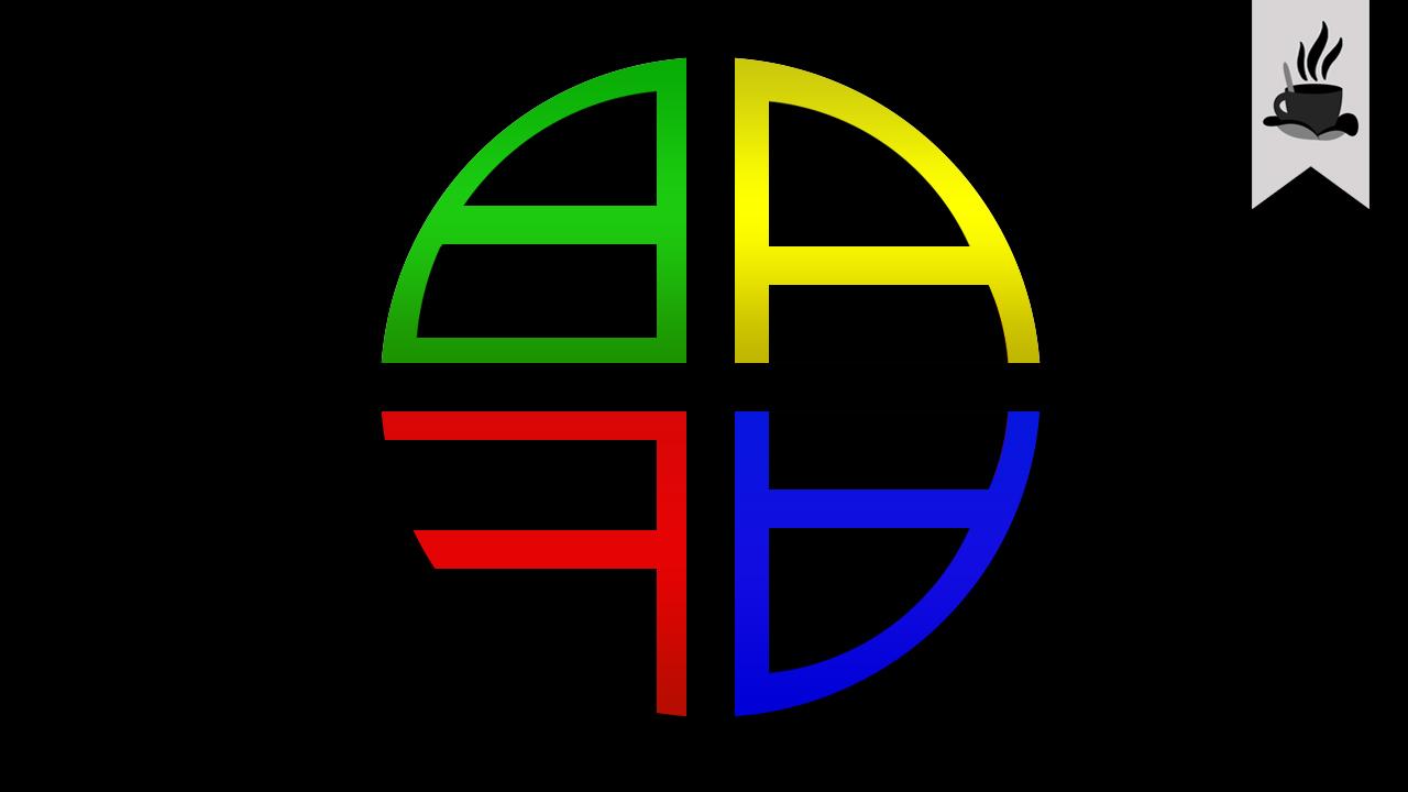 logo for bafa #6