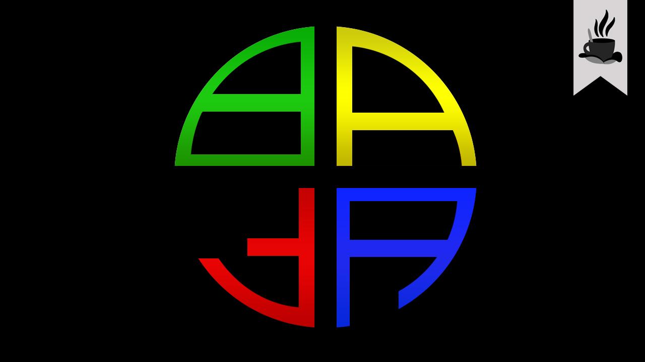 logo for bafa #9