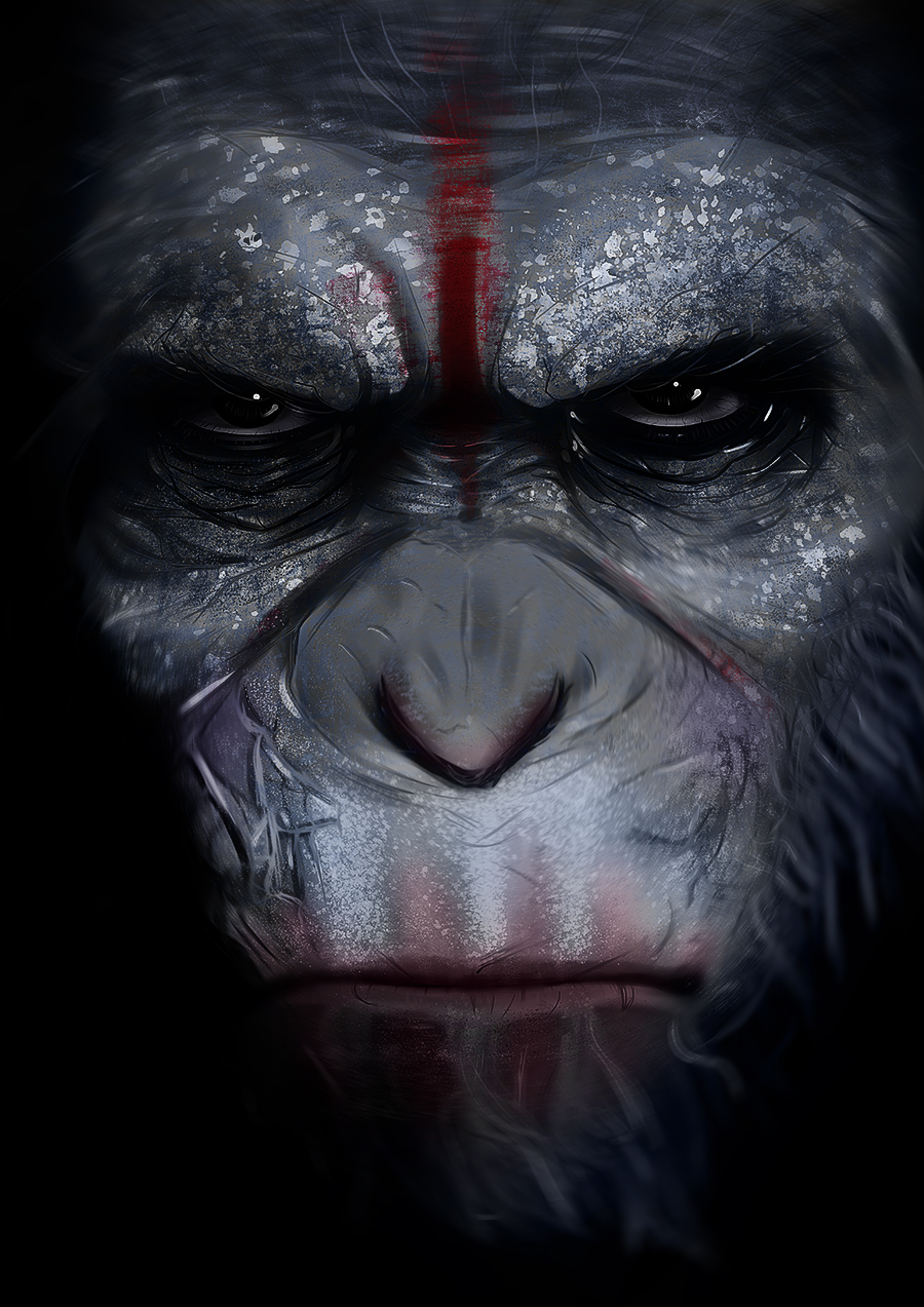 Caesar ~ Planet of the Apes