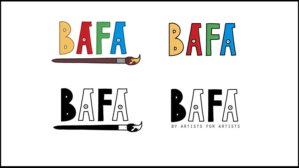 BAFA Logo Design