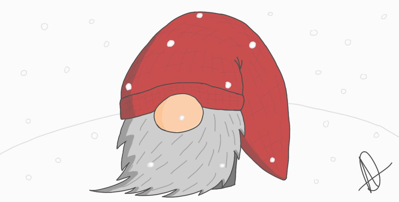 Little Norwegian Gnome