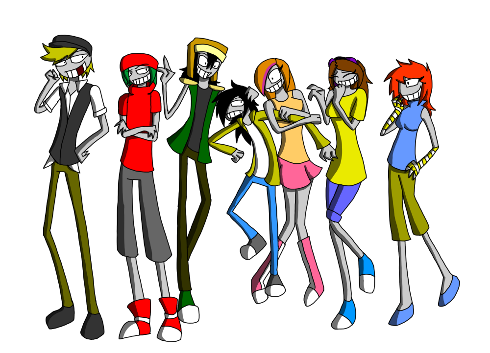 Meet The Freaks