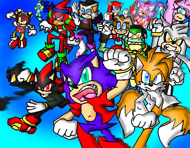 Forgotten Warriors, Unite!