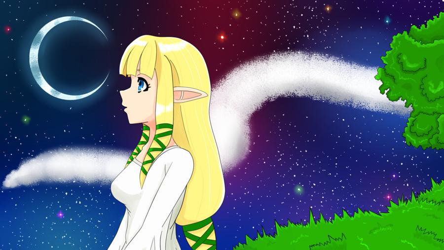 Skyward Dream Zelda