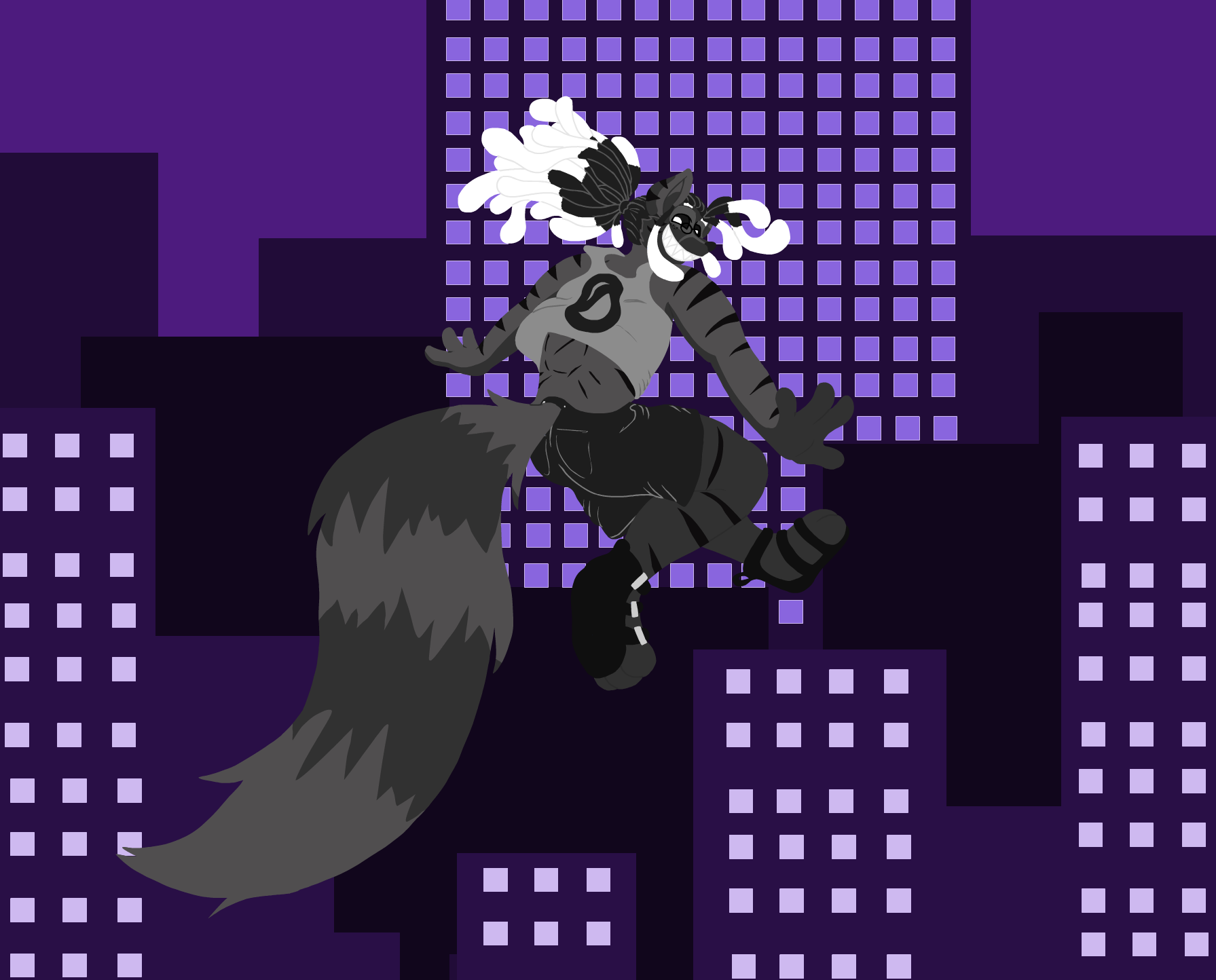 City jump thing whatever~