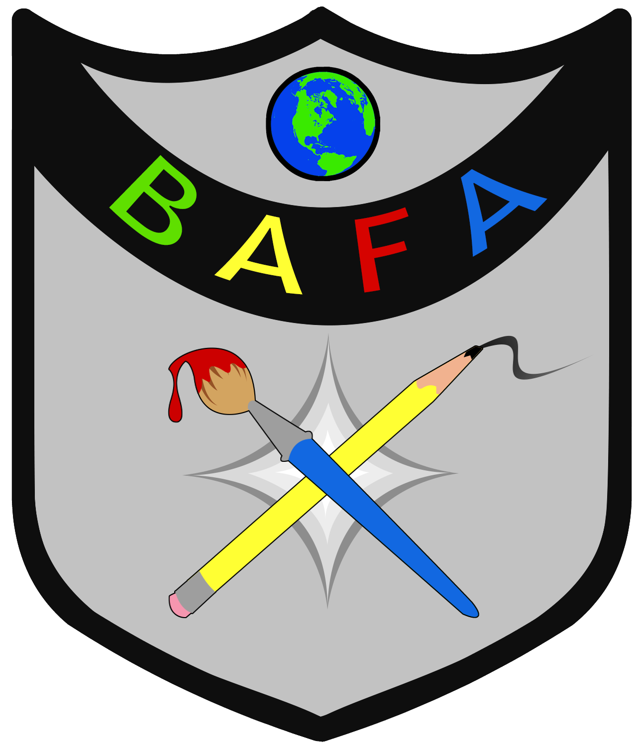 BAFA logo contest entry