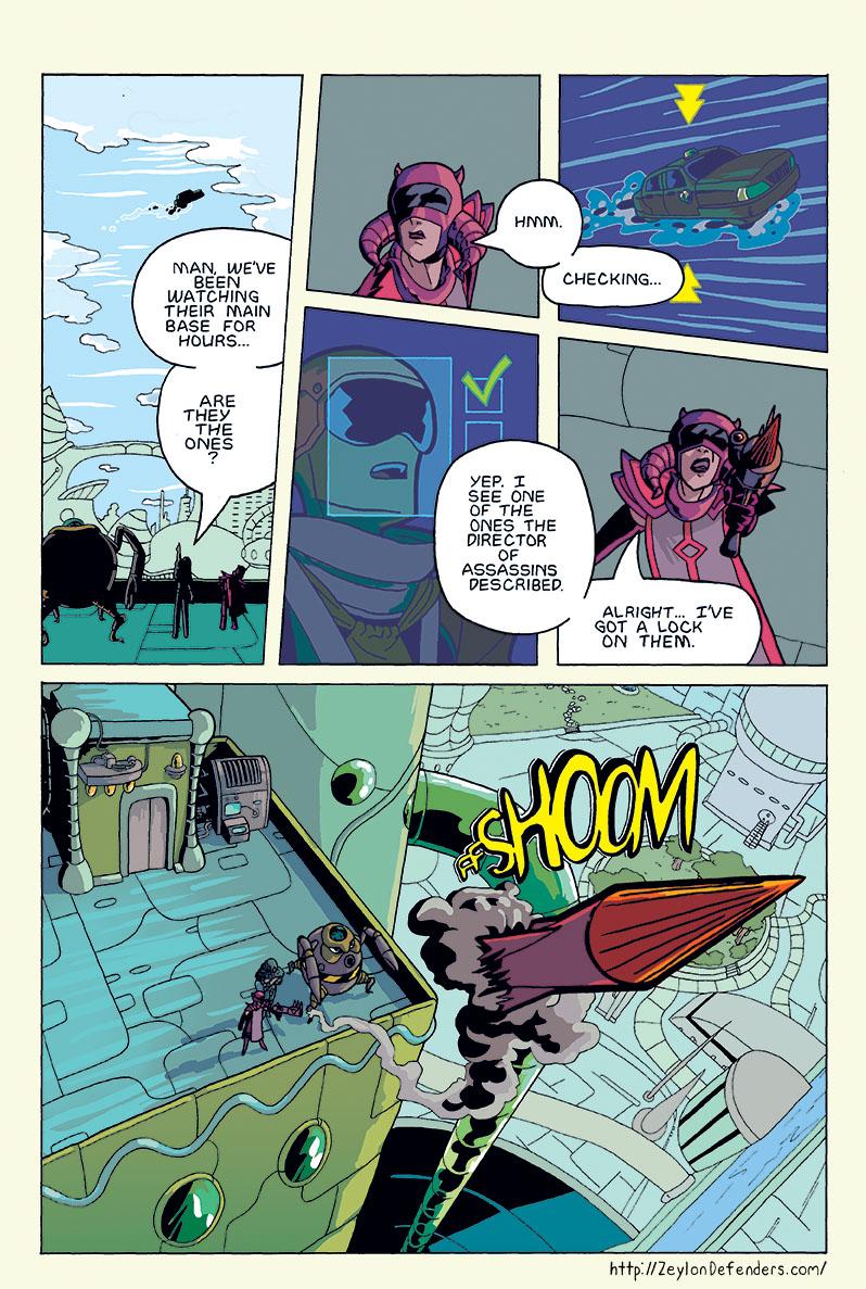 Zeylon Defenders pg. 38
