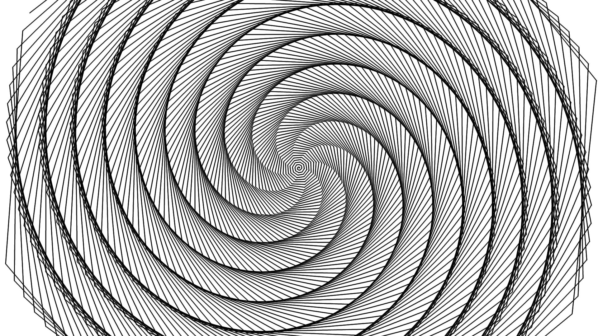 Spirals.py demo
