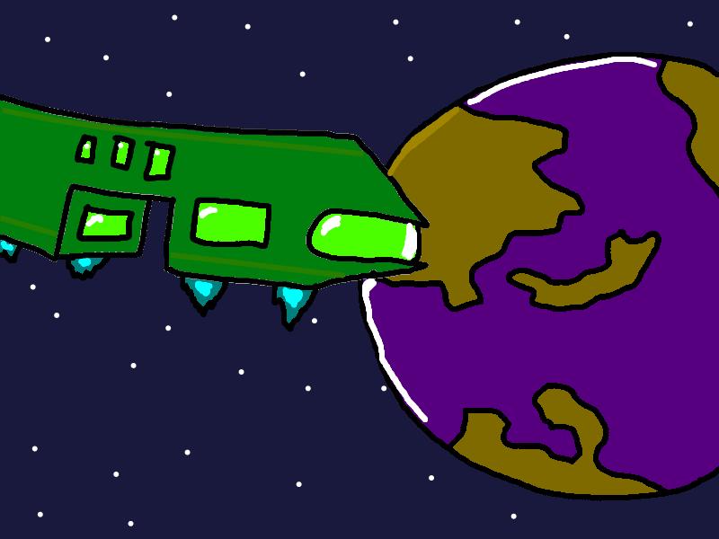 the mossy avenger (starbound)