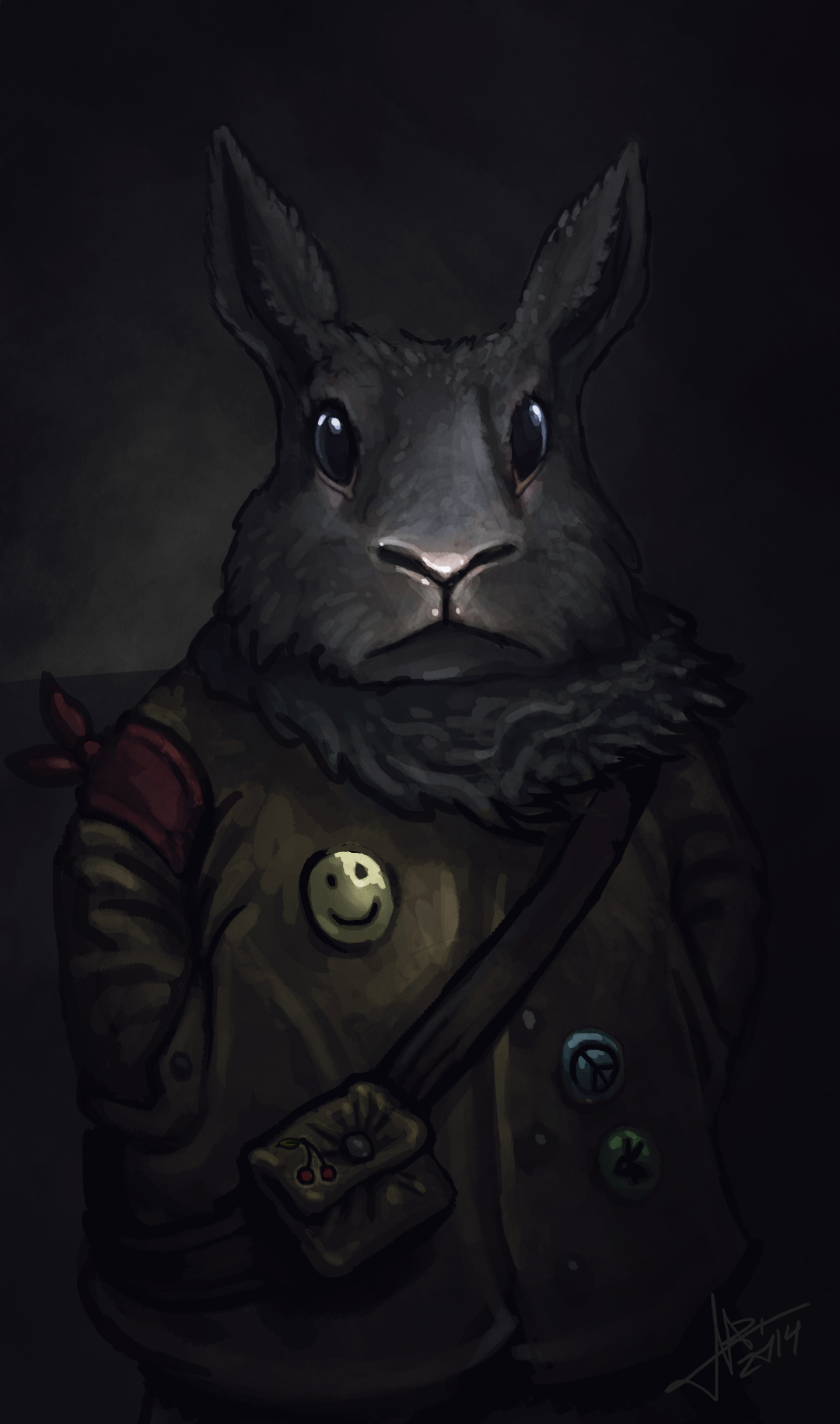 Giora the Rabbit