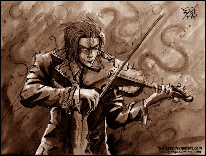 Evil Violinist