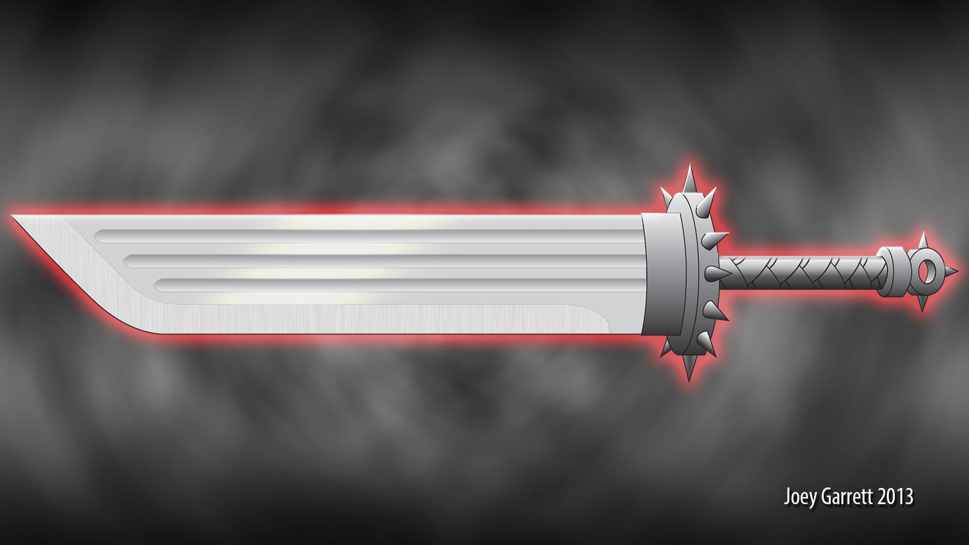 Tripleblood Sword