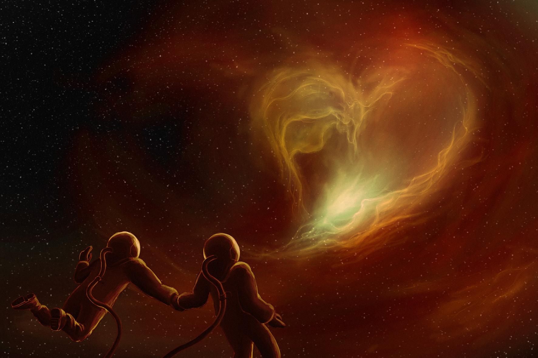 Intergalactic valentine