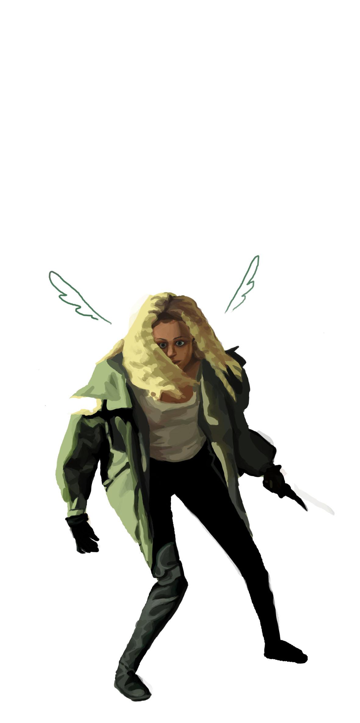 Homicidal Angel