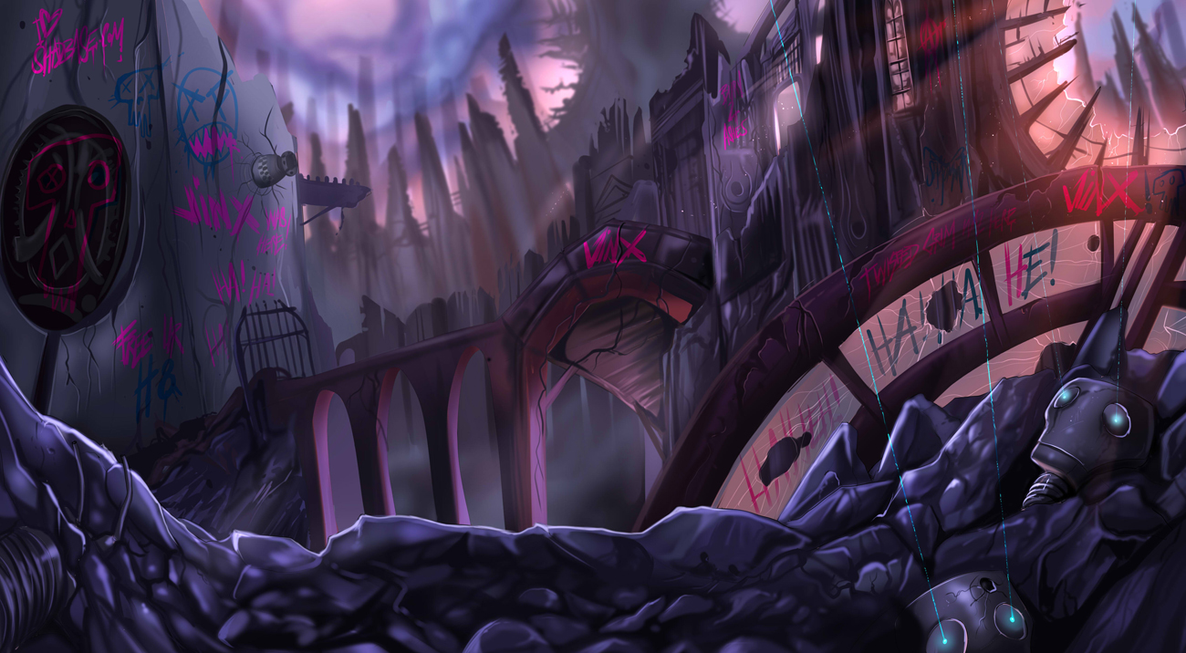 Jinx Background