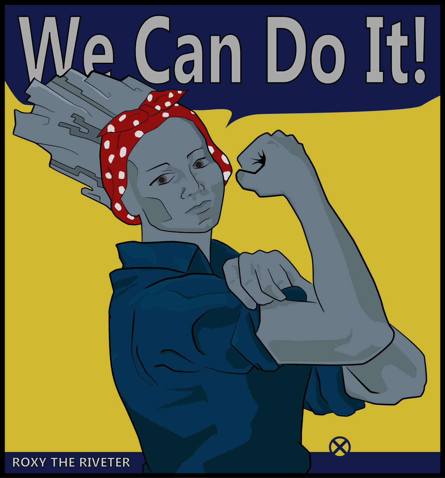 Roxy the Riveter