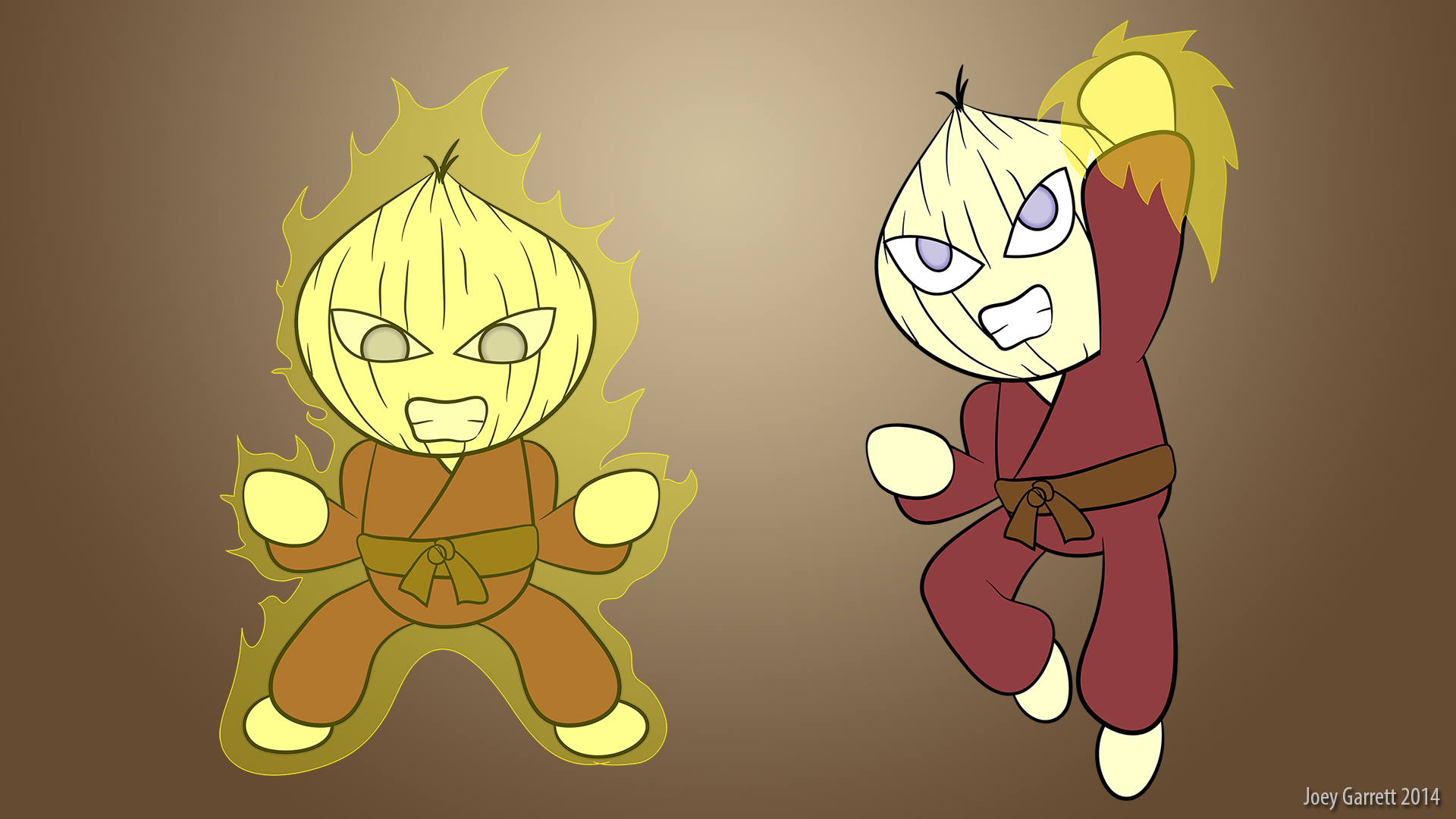 Onion Master (character design
