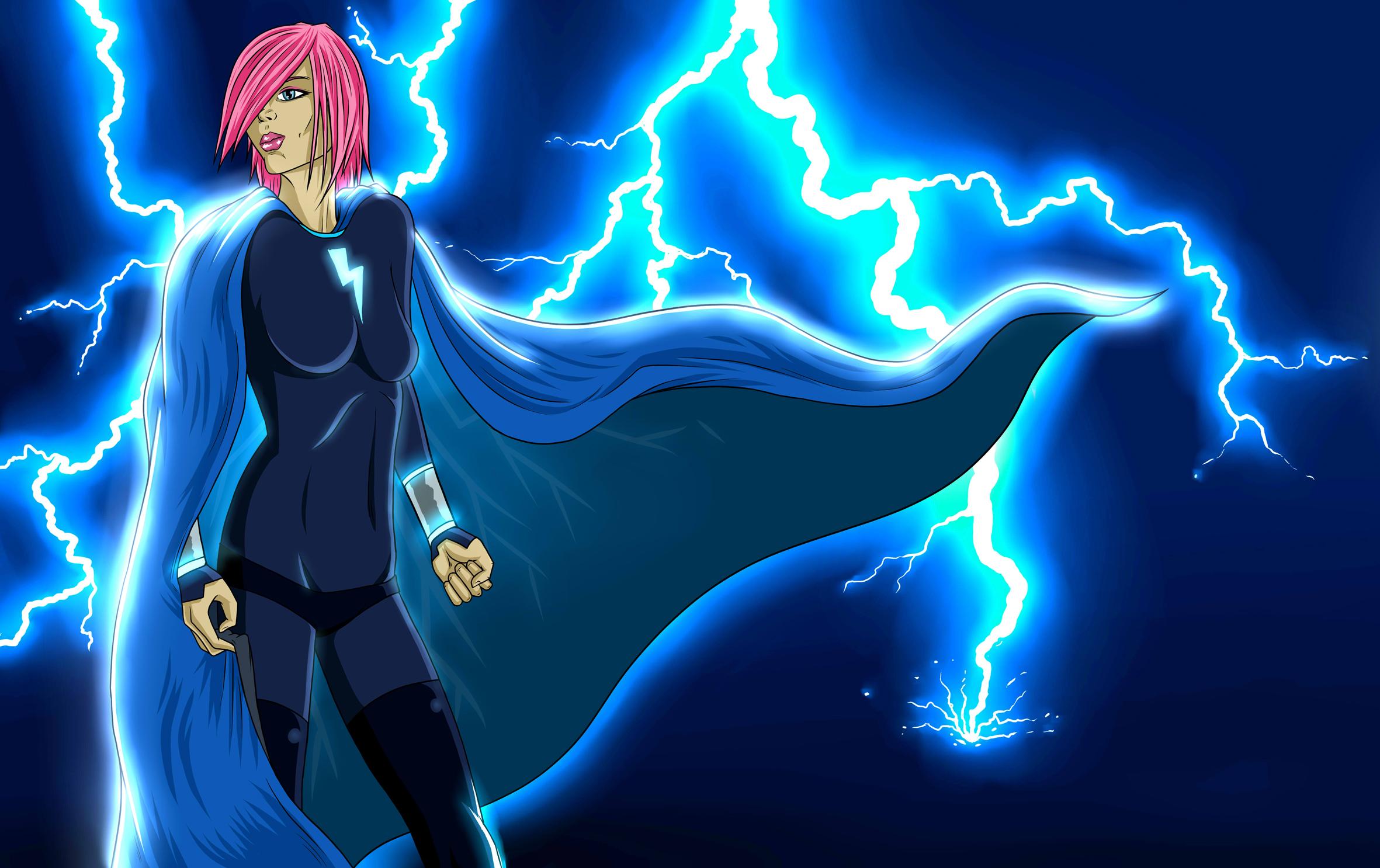 Miss Lightning