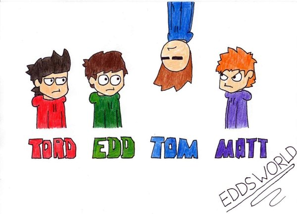 Tribute To EDDSWORLD