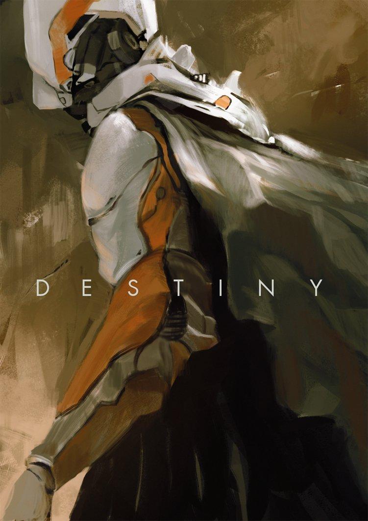 Destiny Fanart