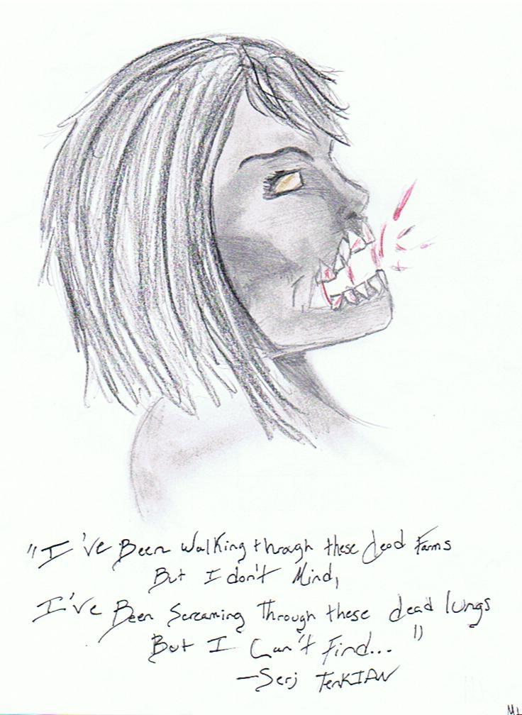 Mistress Misa the zombie!