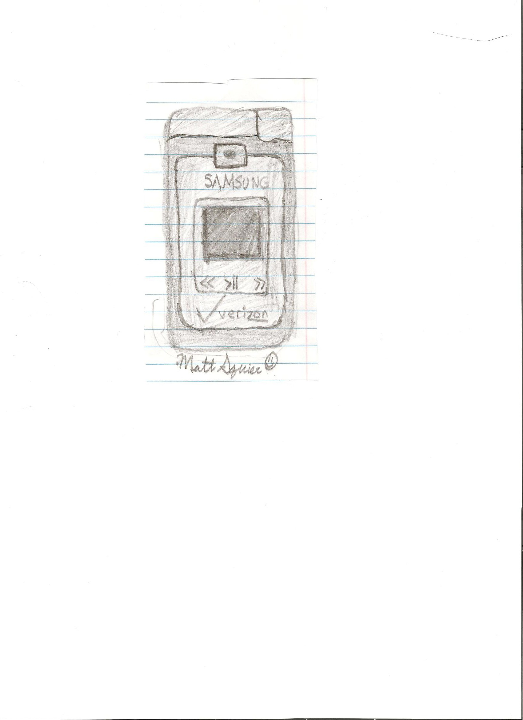 Samsung cell-phone