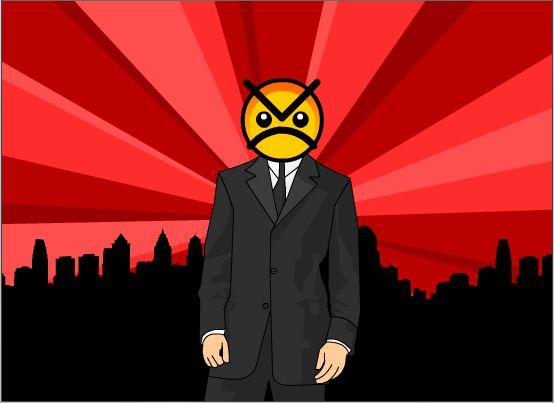 NG mascot